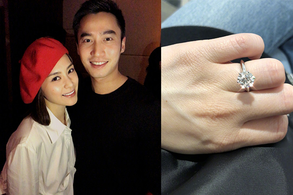 阿嬌深夜宣佈結婚!與「醫界王陽明」賴弘國愛得高調放閃