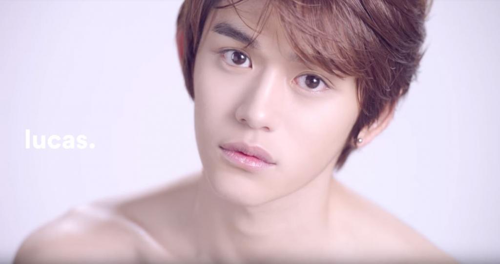 第4位港產韓星出道  長腿混血小鮮肉Lucas做EXO師弟