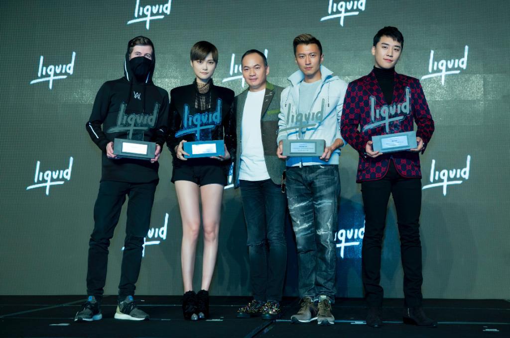 索尼與騰訊推全新電音廠牌Liquid State!謝霆鋒、勝利成音樂大使