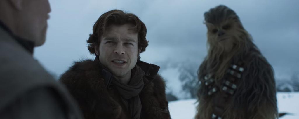 星球大戰第二齣外傳  見證銀河系最強機師Han Solo的誕生