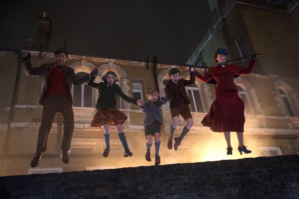 Emily Blunt演新版神魔法保姆 迪士尼經典歌舞片相隔54年推續集