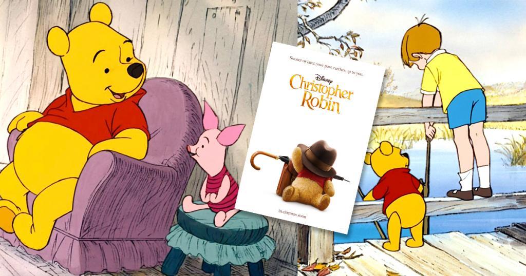 迪士尼小熊維尼真人版電影 《維尼與我》8月上映
