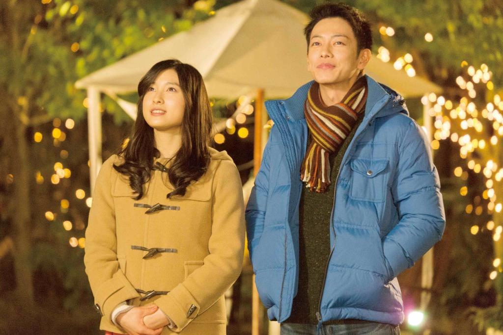 愛上跨越8年的新娘 日本催淚真人真事改編