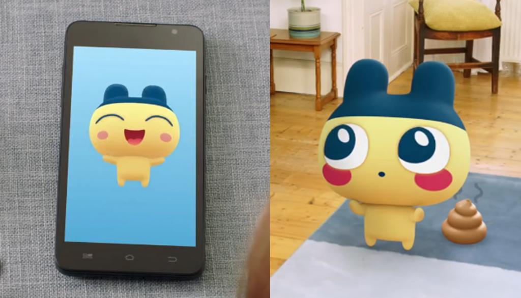 經典《他媽哥池》出AR手機遊戲 IOS/Android都玩到!