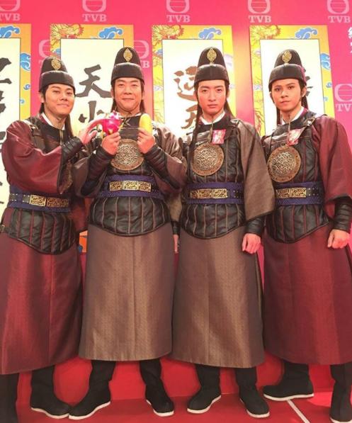 海報有樣無名鬧爆TVB唔尊重演員 李嘉:當我友情客串定老臨?