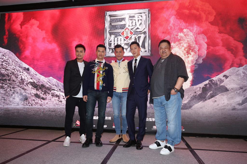 古天樂新戲《真‧三國無双》公開先行預告 呂布造型激似項少龍