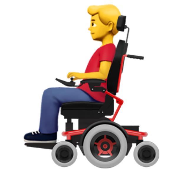 Apple計劃推出殘疾人士表情符號 蘋果:現時太少EMOJI代表殘疾團體