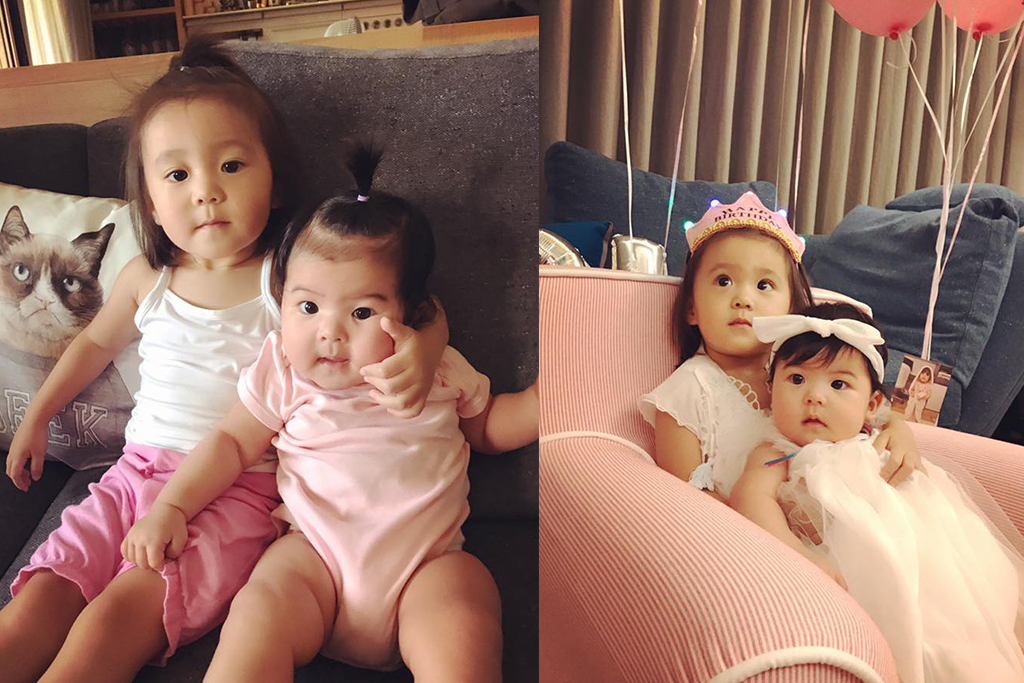咘咘回歸《媽媽是超人》 萌樣不變與妹妹Bo妞可愛登場