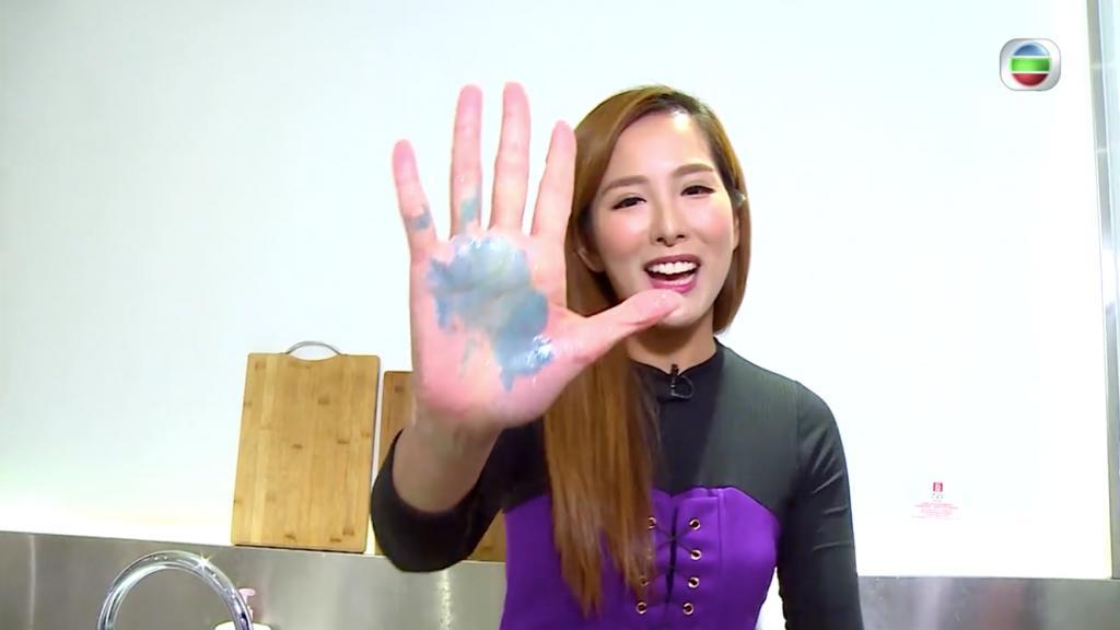 《東張西望》追查恐怖甩色蛋糕 吳幸美實測掂完3日先甩