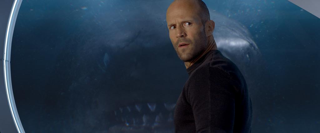 《狂野時速》積遜史達頓與李冰冰合作新片 力抗75尺史前巨鯊