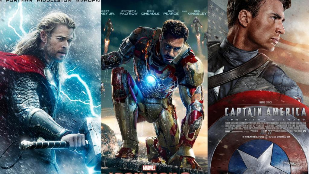 十年間累計逾百億票房!回顧Marvel 18部超級英雄電影