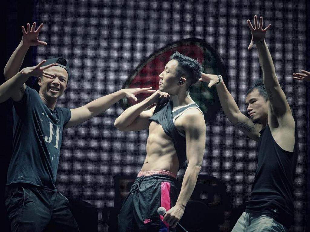 劉浩龍為演唱會地獄減肥 3個月激速減走34磅