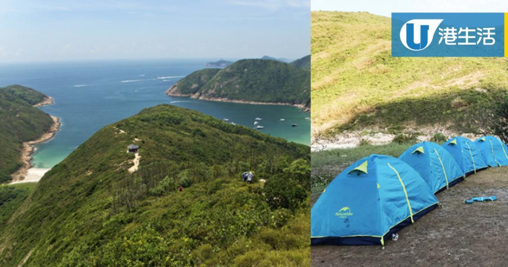 中國遊客五一假期攻港 $300露營團玩殘西貢鹹田灣、塔門