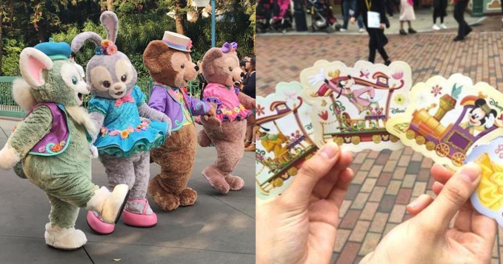 小朋友遊迪士尼2大貼心舉動!攞貼紙+等巡遊表現獲職員大讚有家教