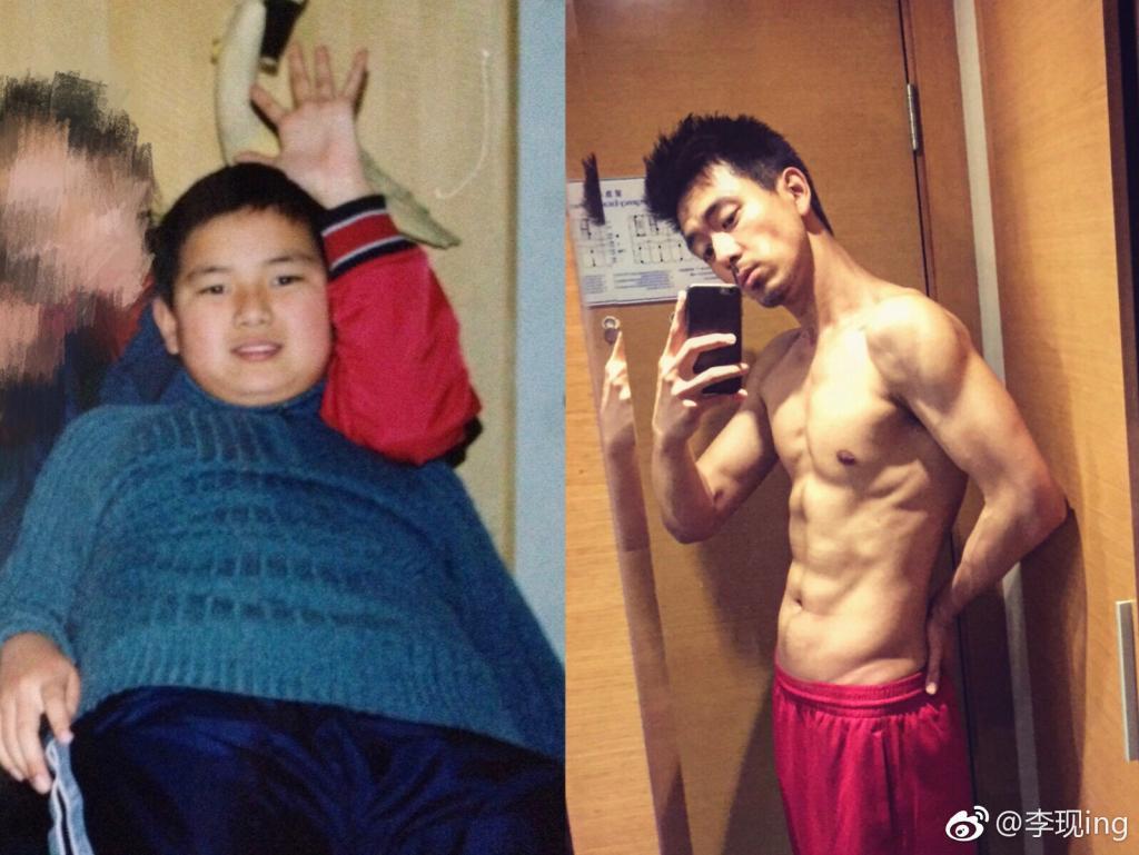 內地90後男星李現係優質潛力股 由80公斤肥仔變人氣陽光男