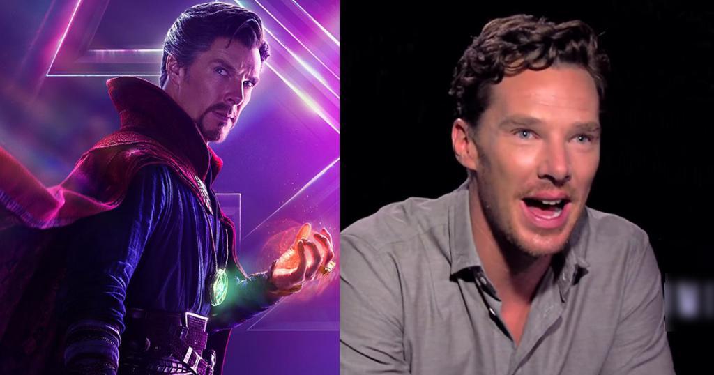 Benedict Cumberbatch以行動支持女性 以後只接男女同酬工作