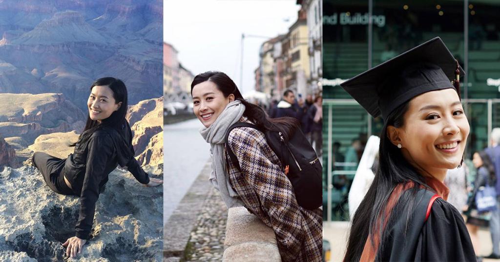 陳法拉4年碩士生涯後人生更精彩!入行8年放棄大台一線花旦赴美