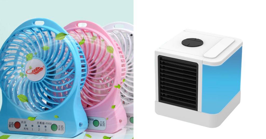 勁過芭蕉風扇!加冰即出15度涼風 消暑神器流動冷氣機?!