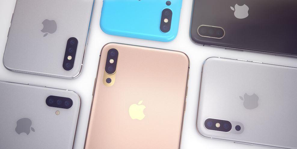 IPhone 將變3鏡頭?! 蘋果新手機設計圖疑流出