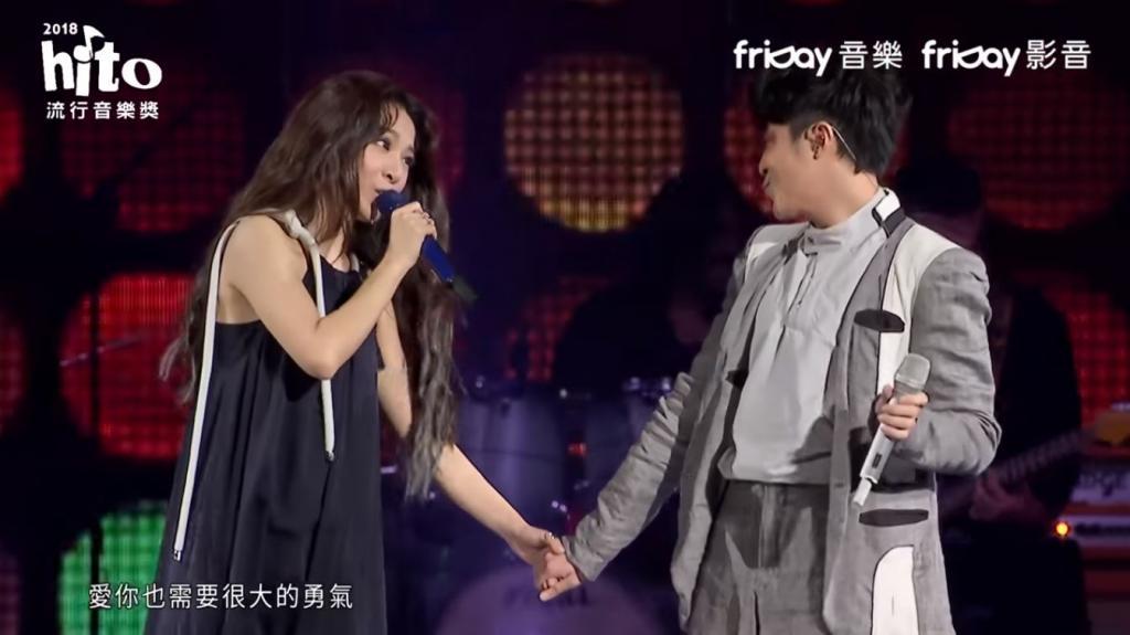 田馥甄、吳青峰頒獎禮同台表演!合唱27首橫跨20年的經典華語歌