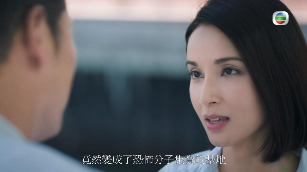 事隔17年再拍TVB劇 43歲凍齡雪兒近鏡零瑕疵