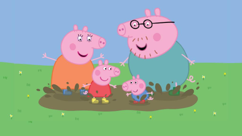 開騷前做定功課!認識粉紅小豬Peppa Pig溫馨一家