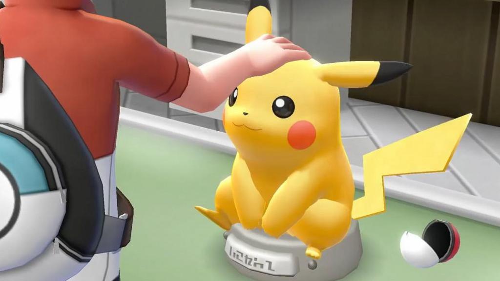 Switch11月《Pokemon: Let's Go, Pikachu!》 小精靈訓練員又要出動!