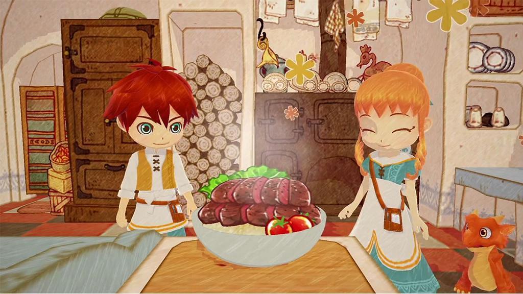 牧場物語之父新作《Little Dragon Cafe》 8月冒險搵食材經營Café!