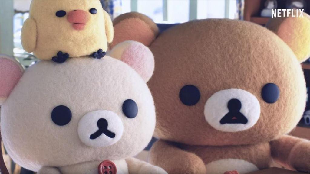 【輕鬆小熊與小薰】首部定格動畫!Hea萌「鬆弛熊」4月Netflix上架