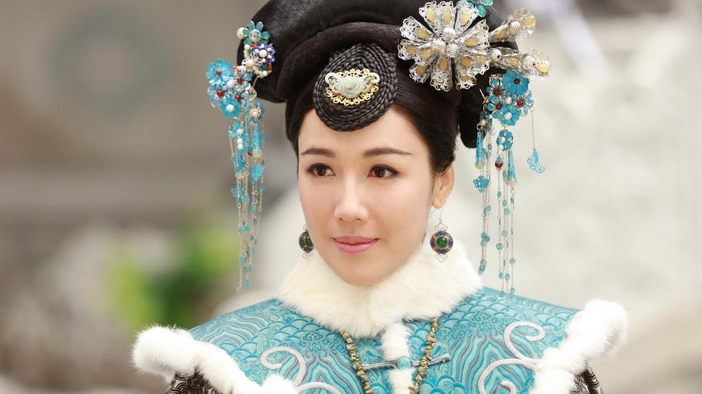 《天命》李施嬅古典美成最靚皇后 華麗背後原來要付出代價