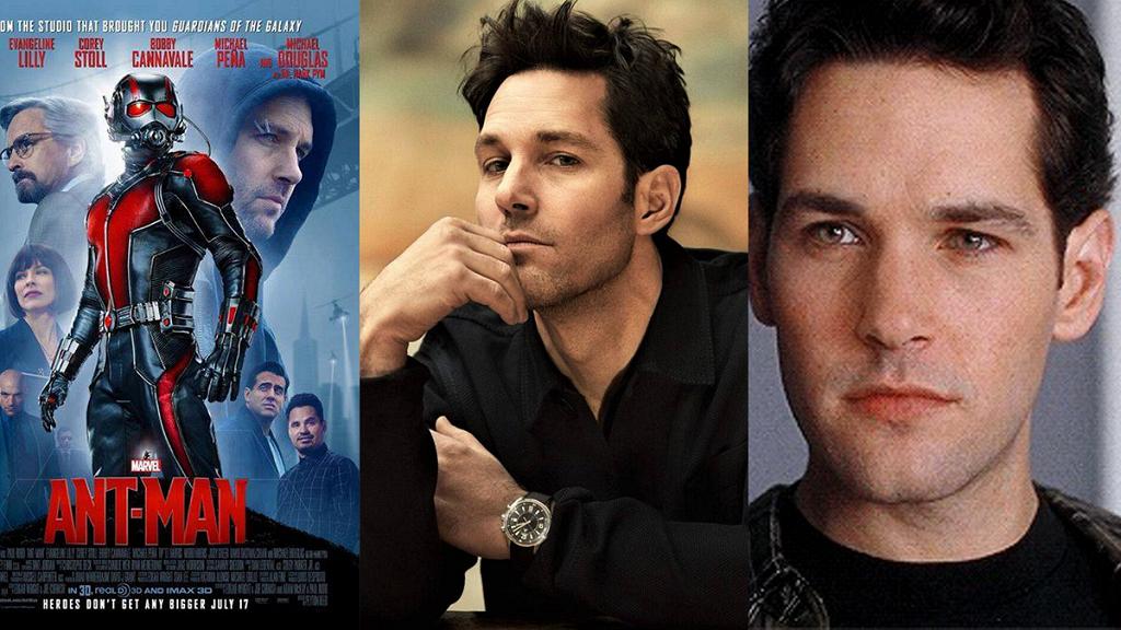 【蟻俠2】戲裡戲外都係顧家好男人!保羅活特成名前拍過港產片