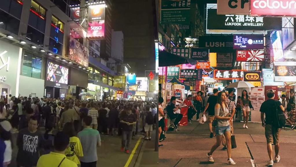 政府落實西洋菜街殺街日子!8月正式終止旺角行人專用區