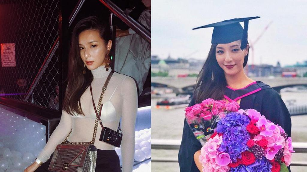 35歲李蘢怡淡出娛樂圈重返校園 攻讀皇家藝術學院珠寶設計碩士學位