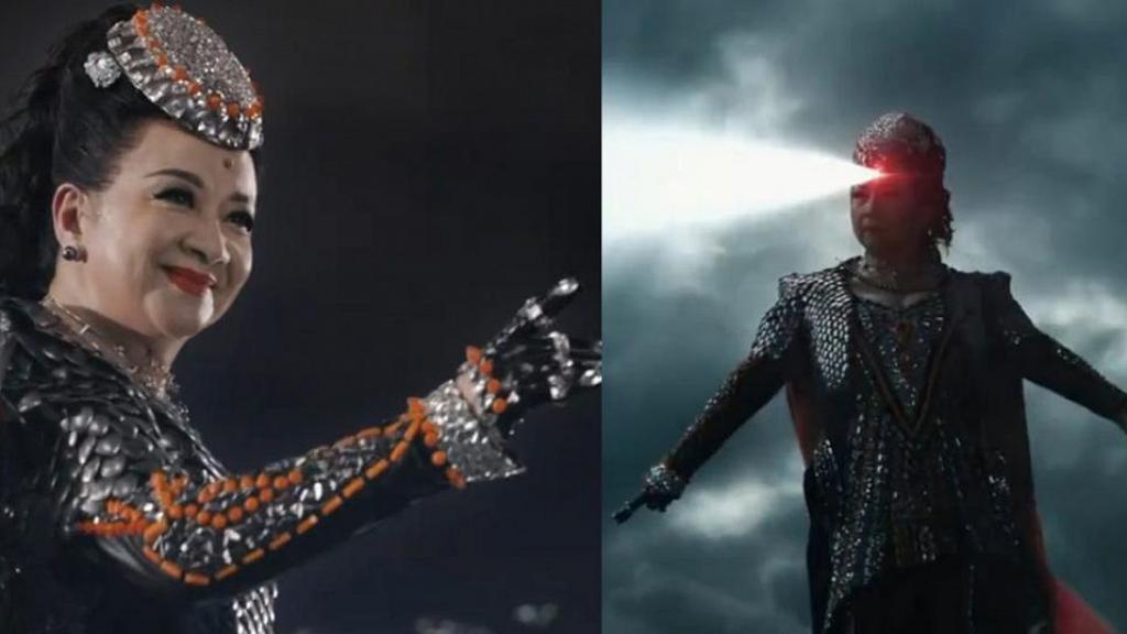薛家燕化身十字步女俠守護第7粒寶石 首隻英雄MV直逼「Marvel級」水平