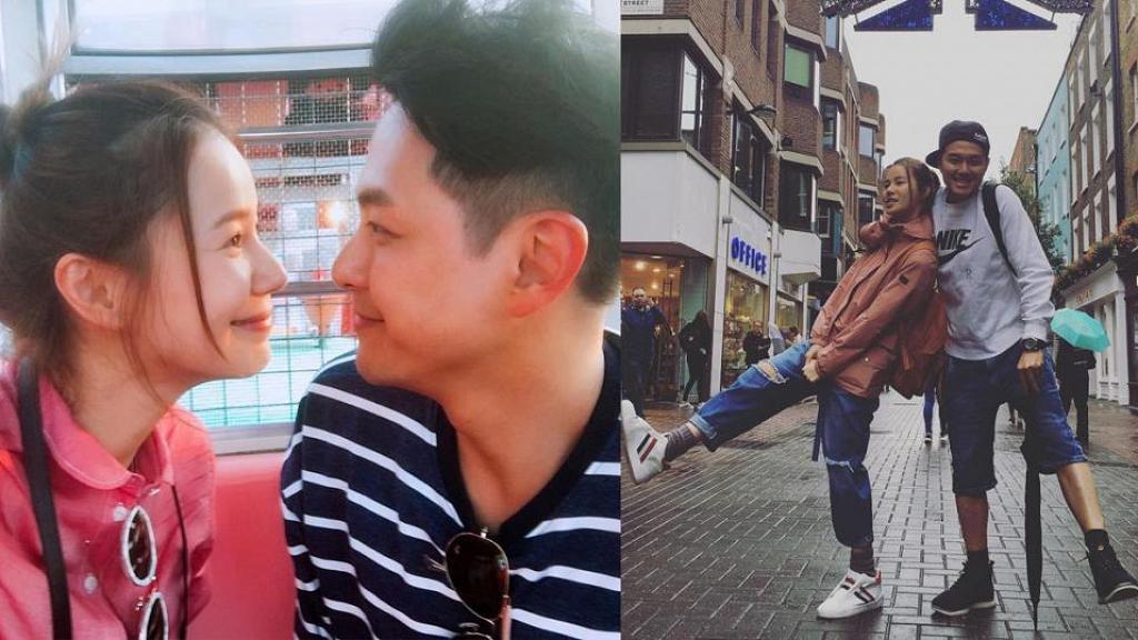 蕭正楠黃翠如多次傳出婚訊 拍拖4年做足3招保持熱戀期