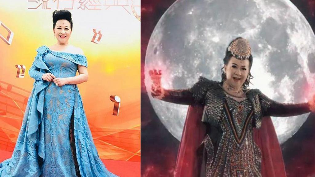 薛家燕稱做百變女王當之無愧 重溫多個「登基」造型