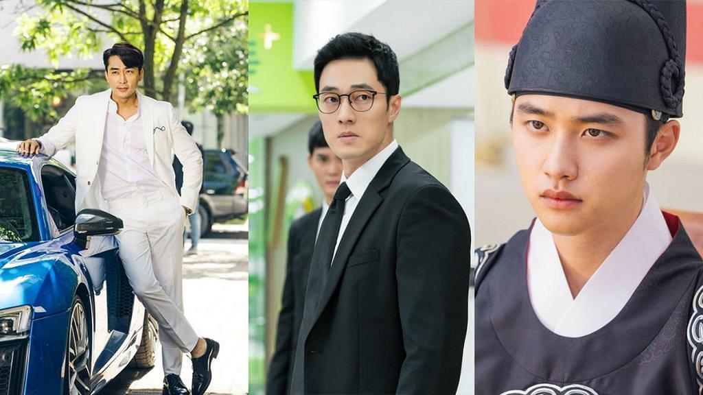 【2018年九月韓劇】型男蘇志燮、宋承憲同期對撼 7部必追韓劇推介