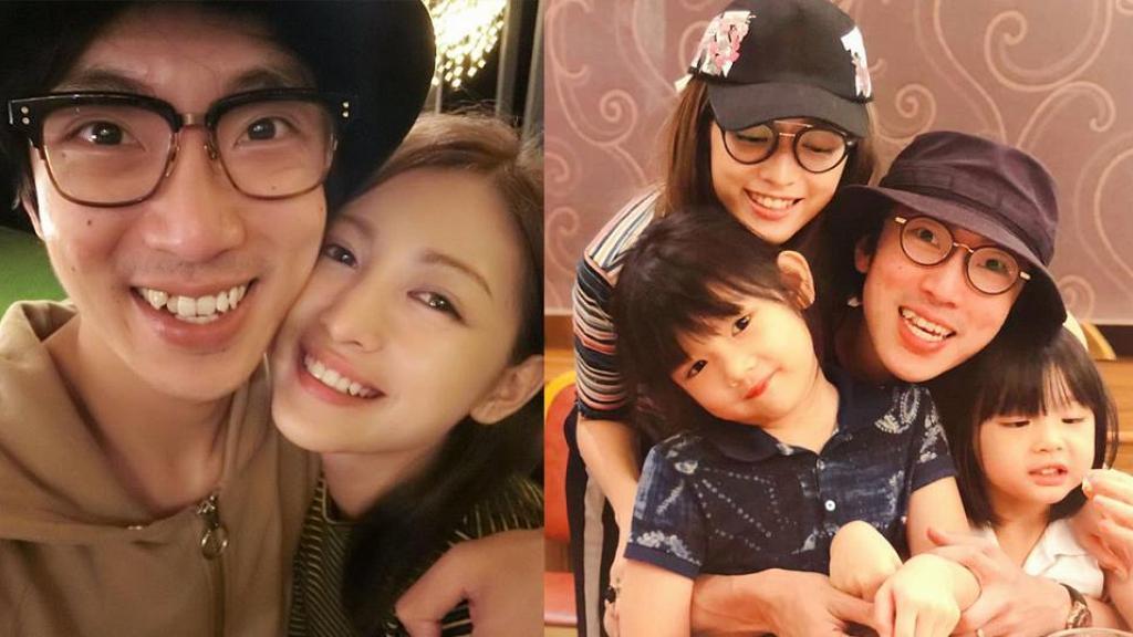 陸永與太太Reina結婚7周年 努力做好老公、爸爸冧老婆