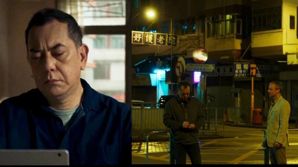 黃秋生演英劇《Strangers》香港取景夠地道 外國演員講廣東話夠晒標準