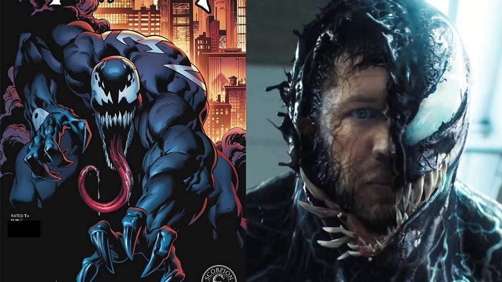 【毒魔】原著連Deadpool都做過宿主!全面認識反派英雄「Venom」