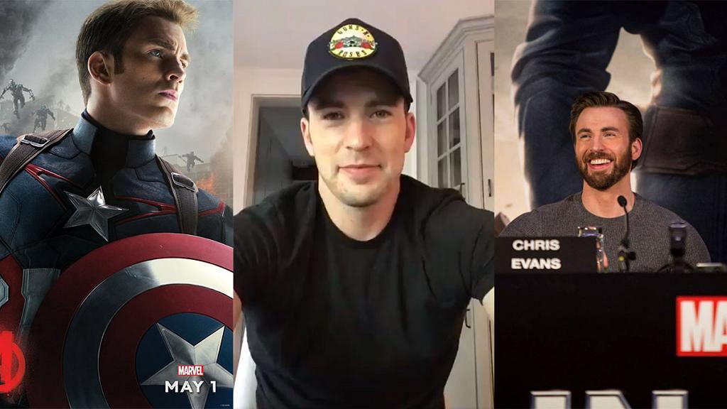 美國隊長為病童親自拍片打氣 Chris Evans:你是現實中的超級英雄