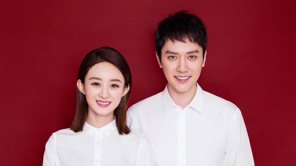 趙麗穎生日公佈婚訊   與馮紹峰因合作《西遊記女兒國》戲假情真
