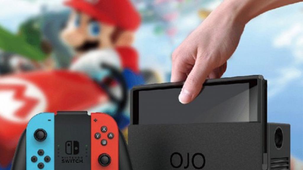 Switch專屬手提高清投影機 隨時變大屏幕同朋友打機