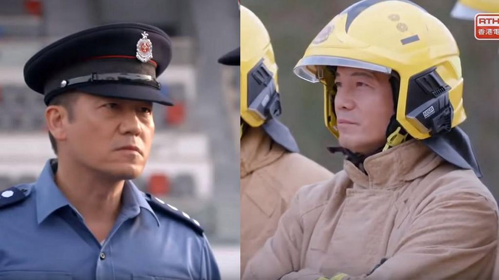 【火速救兵IV】演魔鬼教官入型入格 網友大讚歐錦棠表現精彩