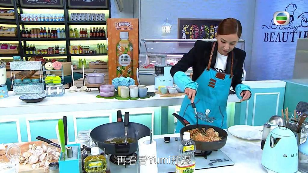 【美女廚房】鄭希怡原來係節目常客 廚藝比12年前進步0.5分