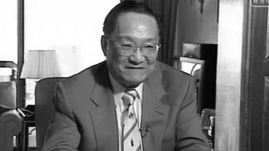 本地文壇巨人金庸逝世享年94歲 一生奉獻香港文學界