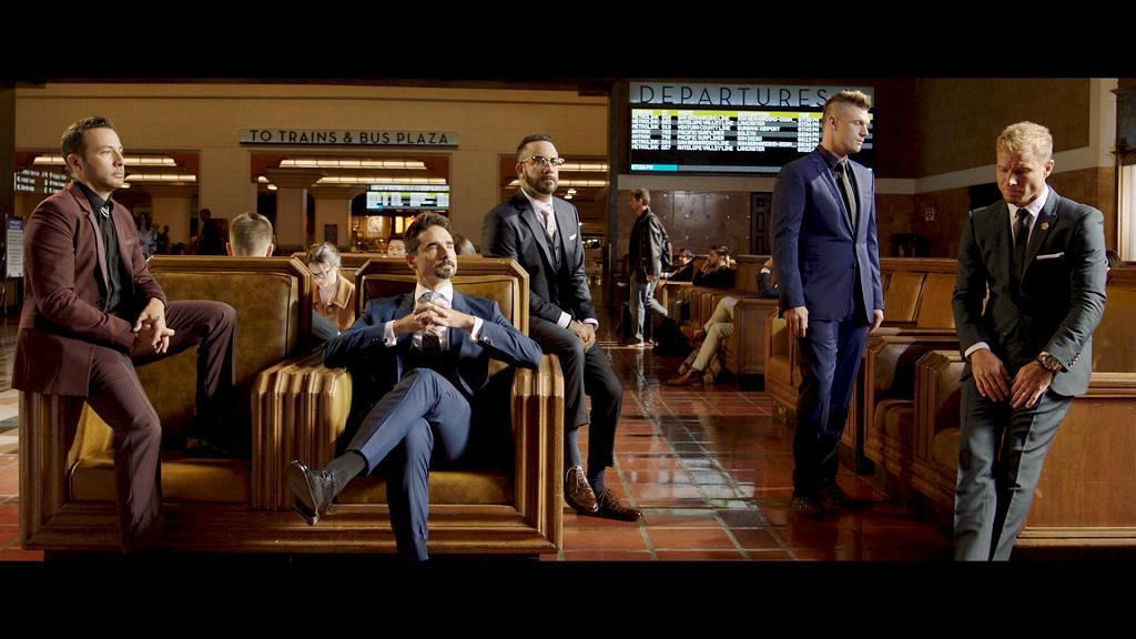 Backstreet Boys發表新歌《Chances》!新專輯《DNA》預計明年1月推出