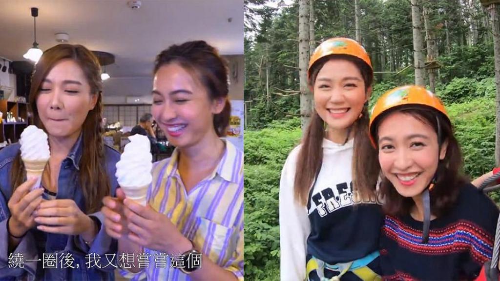 【3日2夜】最知性的姊妹組合 湯洛雯朱千雪終於一齊去旅行