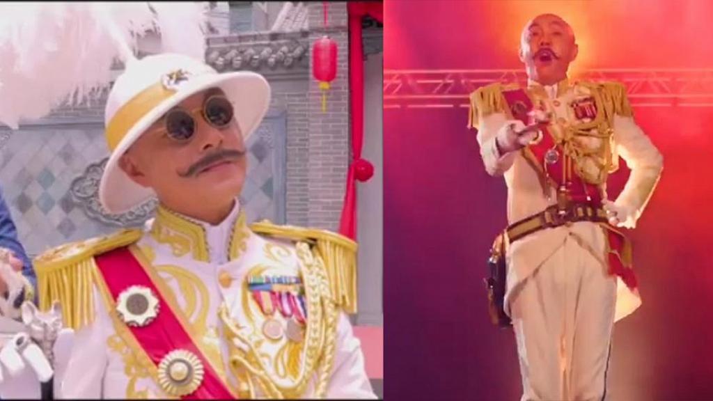 【大帥哥】去年台慶劇塵封一年終於登場 張衛健迎合香港觀眾特地開IG