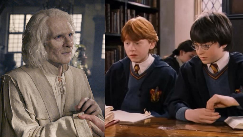 【怪獸與葛林戴華德之罪】煉金術師原來早已在《神秘的魔法石》出現